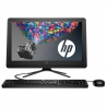 "All in one HP 20-c412la Intel Celeron 19.5"" Pulgadas RAM 4 GB Disco Duro 1TB Negro"